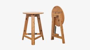 Stehtisch-Holz